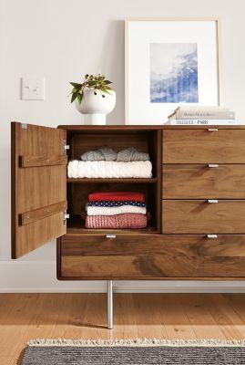 Hensley Dressers - Modern Dressers - Modern Bedroom Furniture .