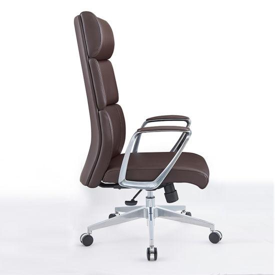 China Leather Boss Chair Reclining Massage Big Desk Chair Business .