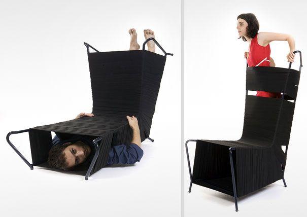 20 Creative And Unusual Chair Designs | Chair design, Luxury chair .