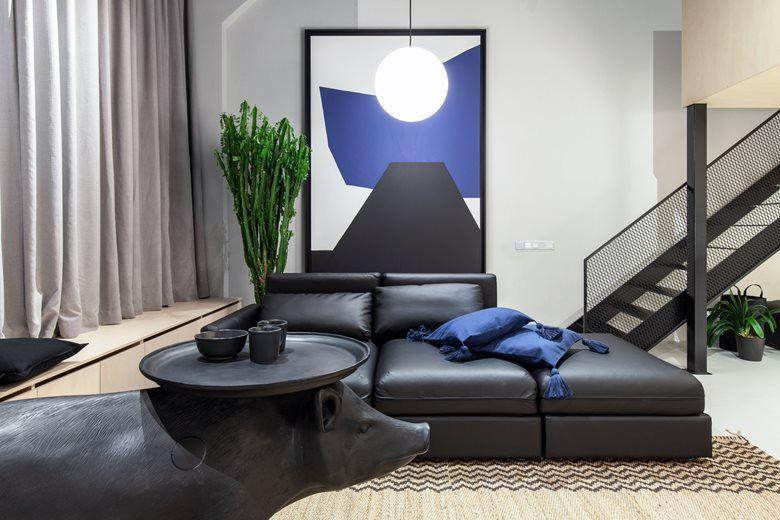 Classic blue | IDAS in 2020 | Loft interiors, Moooi design .
