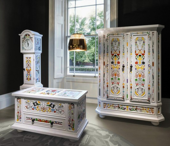 Unusual Playful Furniture Colelction By Moooi - DigsDi