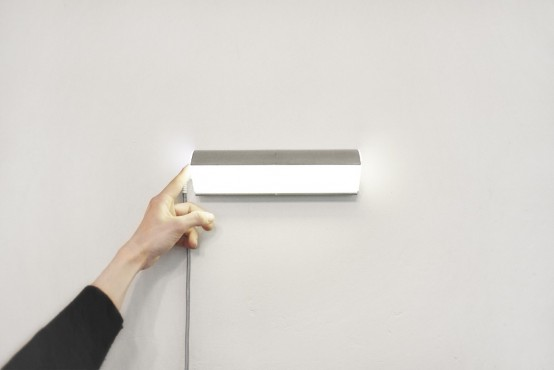 Versatile And Sustainable Magnetic Tack Lamp - DigsDi