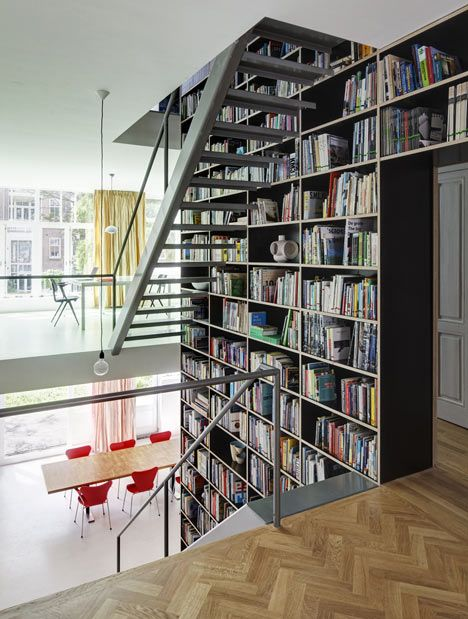 Vertical Loft by Shift in Rotterdam, Netherlands. Rotterdam is the .