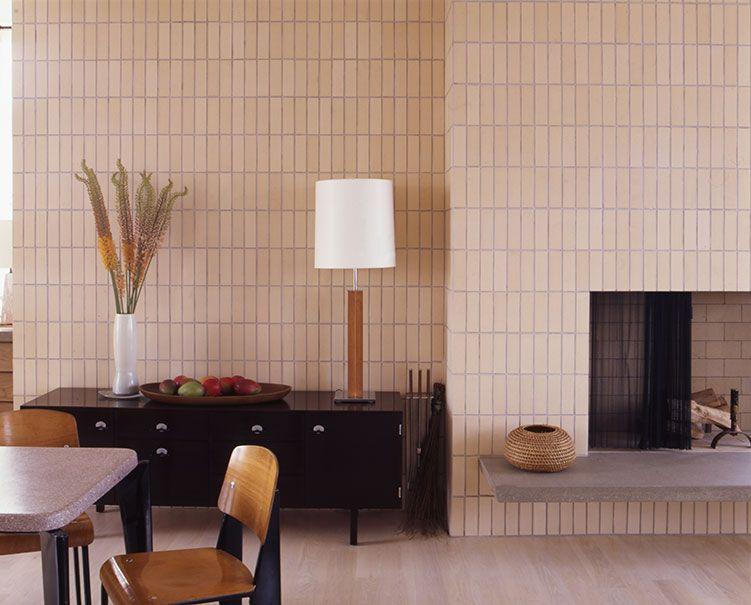 vertical brick is everything   House interior, Loft design, Wall .