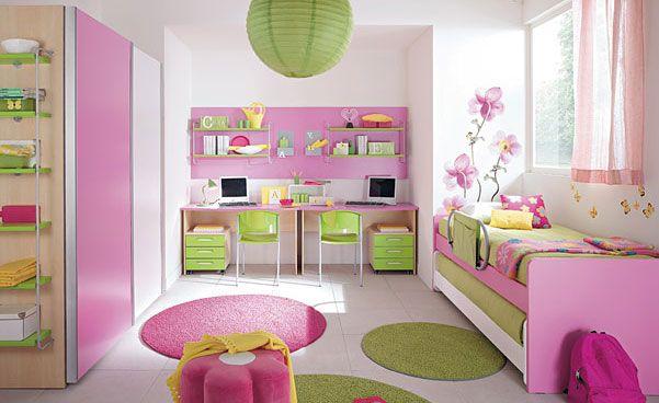 20 Very Happy and Bright Children Room Design Ideas | Kids bedroom .