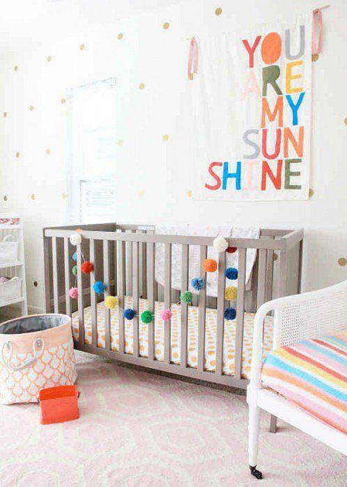 5. Bright and Happy | Nursery colors, Gender neutral nursery .