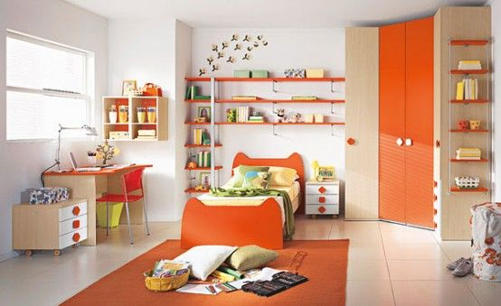 Awesome 20 Very Happy and Bright Children Room Design Ideas .