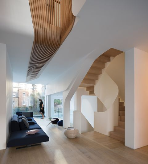 Light Falls, the Victorian home renovation in Lond