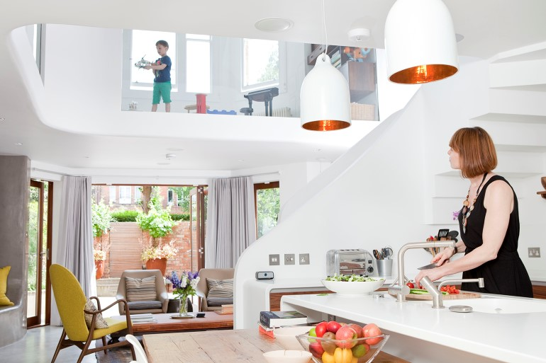 Complete Renovation of a Victorian Terrace Hou