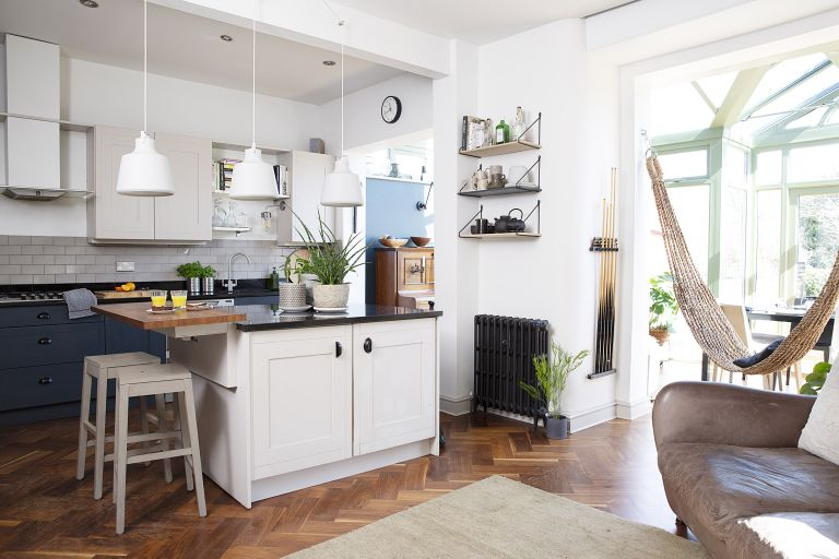 Real home: an architect's Victorian house renovation | Real Hom