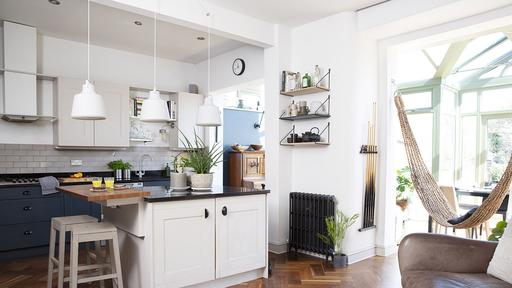 Real home: an architect's Victorian house renovation | News Bre