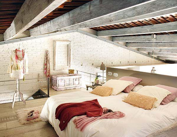 Unique vintage loft home in Barcelona   Loft spaces, Vintage .