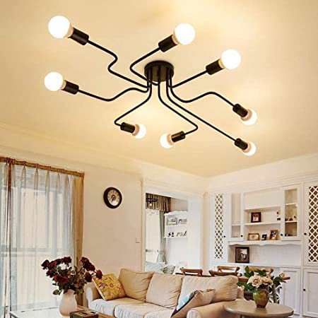 Mrdsre Vintage Ceiling Lights Iron Personality Ceiling Lights for .