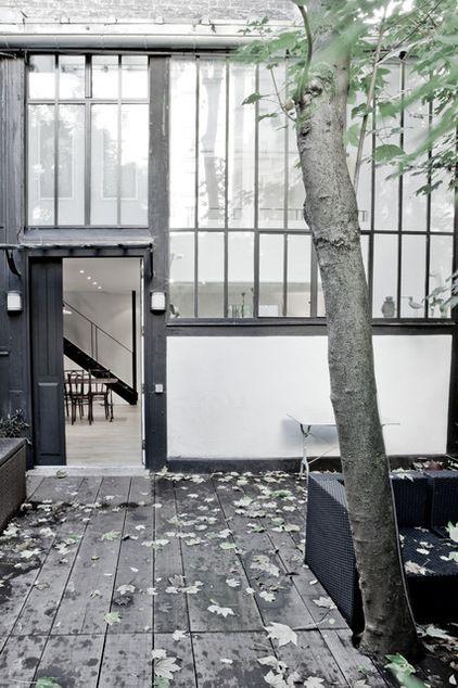Contemporary Deck by Miriam Gassmann | Loft design, Exterior .