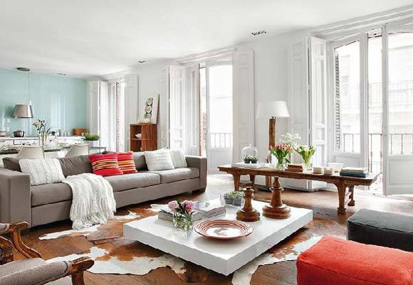 Modern Vintage Inspired Home Dec