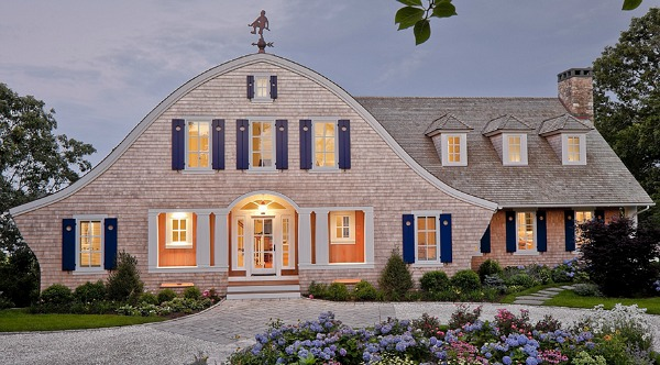 A New House Inspired by Classic Shingled Summer Homes - Hooked on .