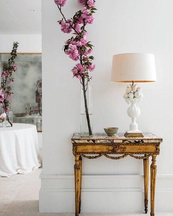 In the Madrid apartment of interior designer Miguel Garcia de .