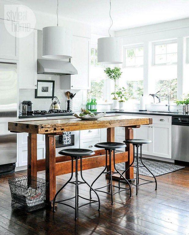 kitchen   Home decor kitchen, Home kitchens, Modern farmhouse kitche