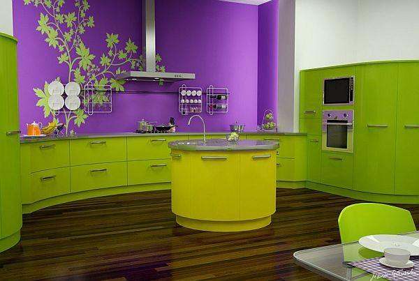 Green Kitchens Inspiration Ideas | Green kitchen designs, Green .