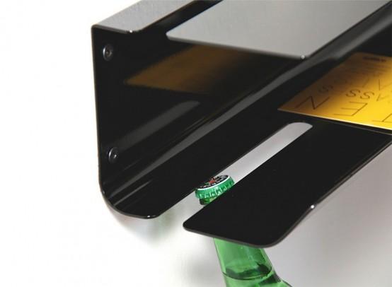 Wall Ride Rack For Displaying Your Skateboard - DigsDi