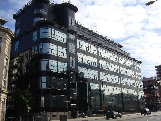Daily Express building - Picture of The City Warehouse Apartment .