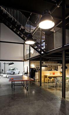 7 Best MODERN WAREHOUSE HOUSE images | house design, house, loft .