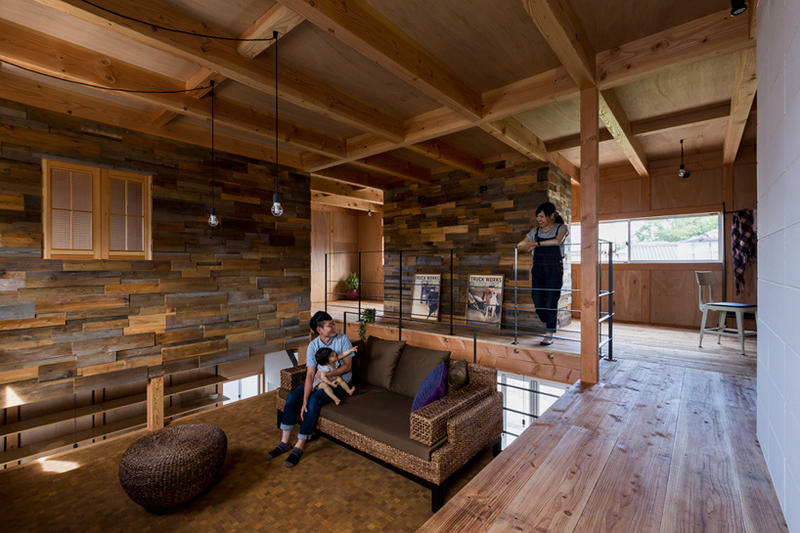 ALTS Design Offices Develops Warehouse-Inspired Home | HYPEBEA
