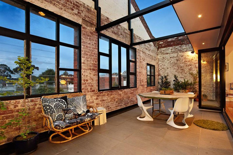 New York-Style Warehouse Conversion in Melbour