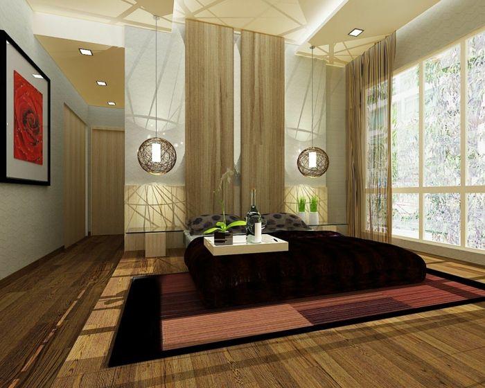 12 Schlafzimmer Ideen für ein unverfälschtes Zen Flair   Bedroom .