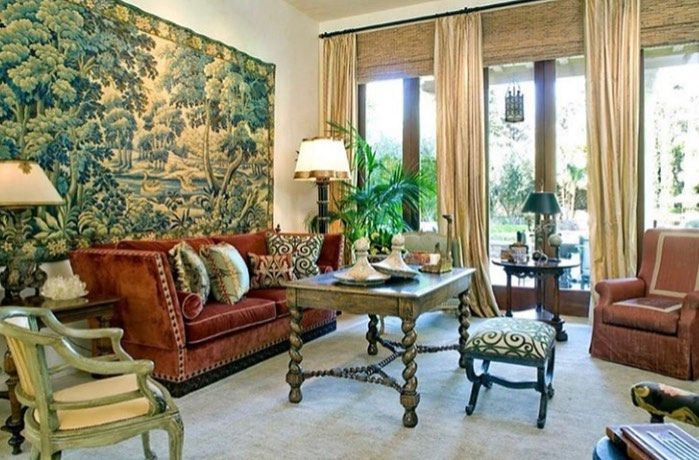 "Sheldon Harte on Instagram: ""Nothing like a Belgian Tapestry to ."