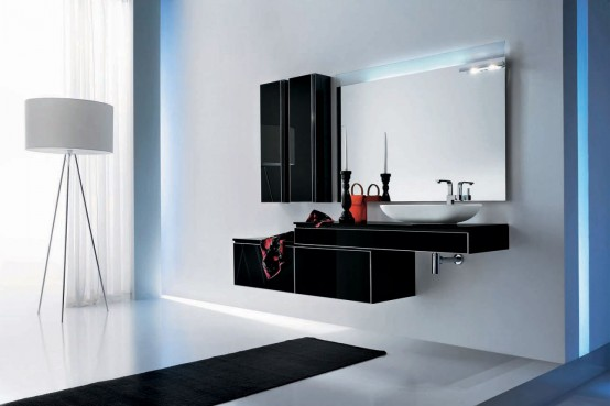 minimalist bathroom furniture Archives - DigsDi