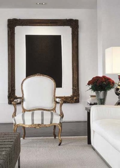 23 Ways To Incorporate Antique Chairs Into Modern Decor - DigsDi