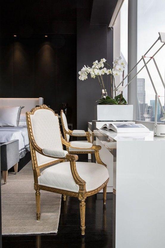 Ways To Incorporate Antique Chairs Into Modern Decor | Haus deko .