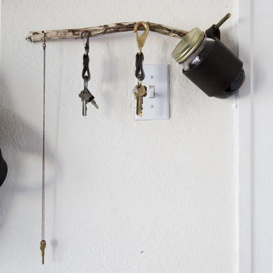 benjamin grimes | Masculine bedroom, Loft decor, Key hang