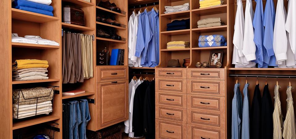 Men's Closet Organization Tips | EasyClose