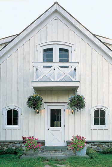 ysvoice: via justinetaylor | Barn house, House exterior, Architectu
