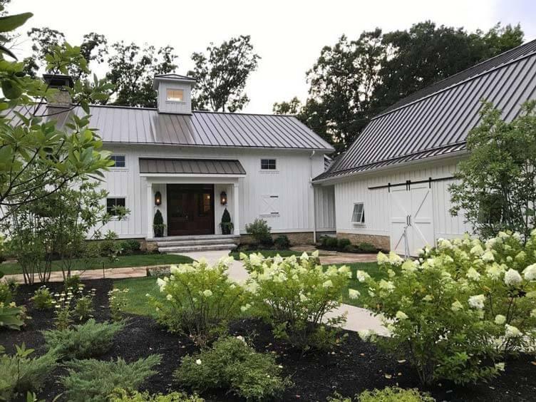 A Barn Renovation Rescue Mission - American Farmhouse Lifesty