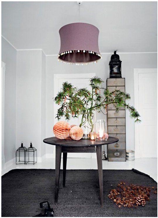 4 Simply Blissful Danish Homes at Christmas | Christmas home .