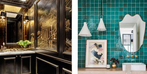 Small Bathrooms Design Ideas 2020 - How to Decorate Small Bathro