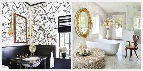 85 Best Bathroom Design Ideas - Small & Large Bathroom Remodel Ide