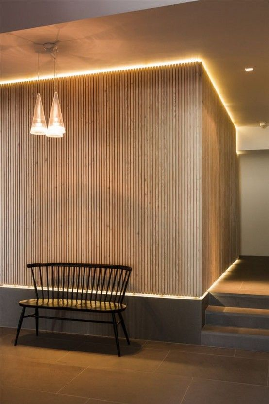 Wood Clad Interior Ideas To Warm Up In The Winter | Interior .