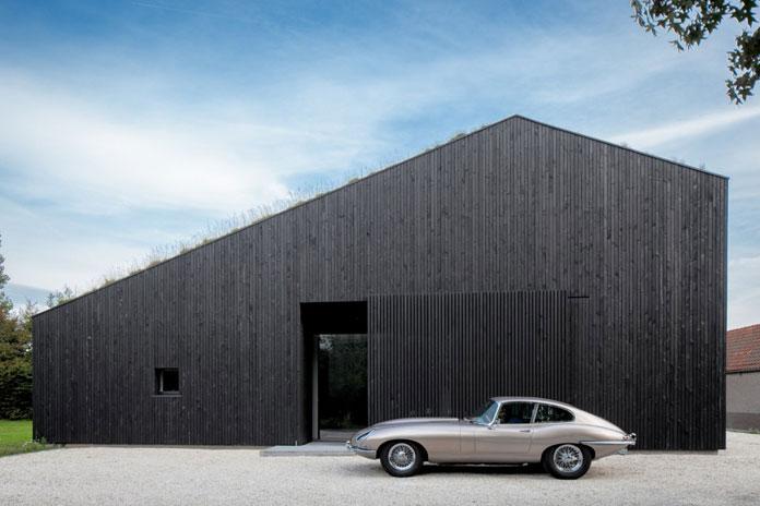 Villa SG21 by FilliéVerhoeven Architec
