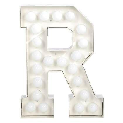 Seletti Vegaz LED Letter | Led, Lettering, E27 light bu