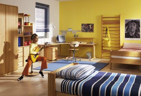 Little Boys Bedroom Designs with Amazing Loft Bed Model: build .