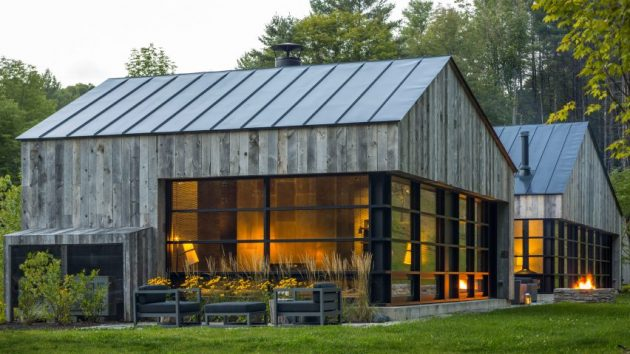 The Woodshed by Birdseye Design in Pomfret, Vermo