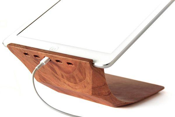 Artfully Designed Tablet Holder Yohann via @yankodesign (With .