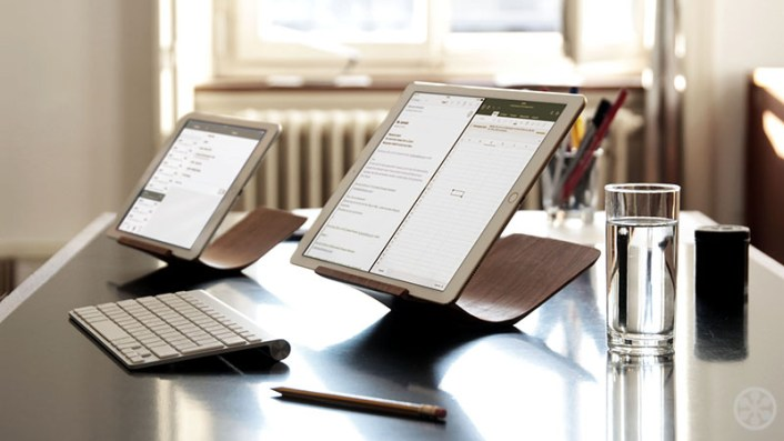 YOHANN iPad Stands Designed in Switzerland Are A Knock Out. – if .