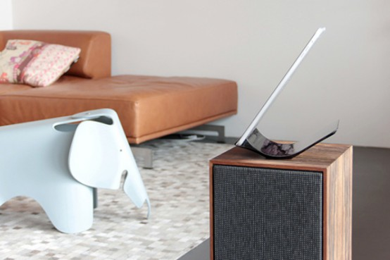 Interior Decorating and Home Design Ideas: YOHANN iPad Stand That .
