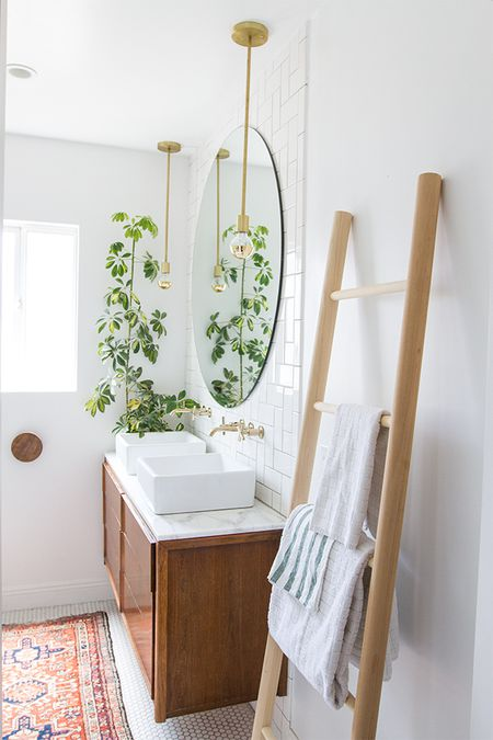 How to Transform Your Bathroom Into a Home S