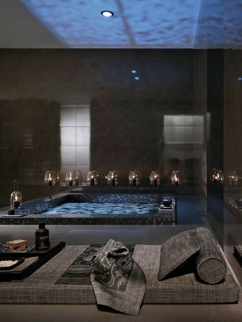 Your Relaxation Oasis: 40 Home Spa Bathroom Designs - DigsDigs .